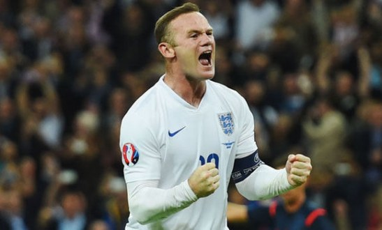 Tearful Wayne Rooney hits 50th goal to become England highest goalscorer