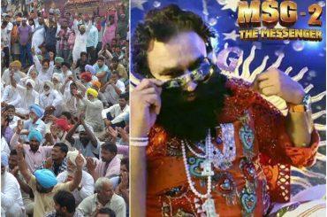Tribals protest against ban Jharkhand Chhattisgarh MSG-2