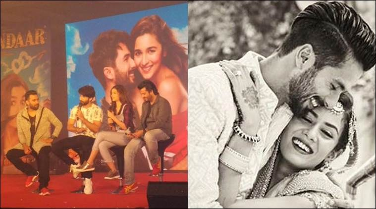 Vikas Bahl birthday gift to Shahid Kapoor wife Mira Rajput to watch Shandaar