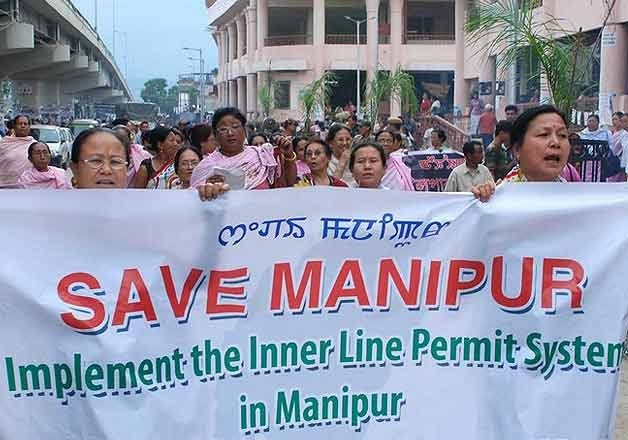 Violence in Manipur: Houses of Manipur minister 5 MLA torched