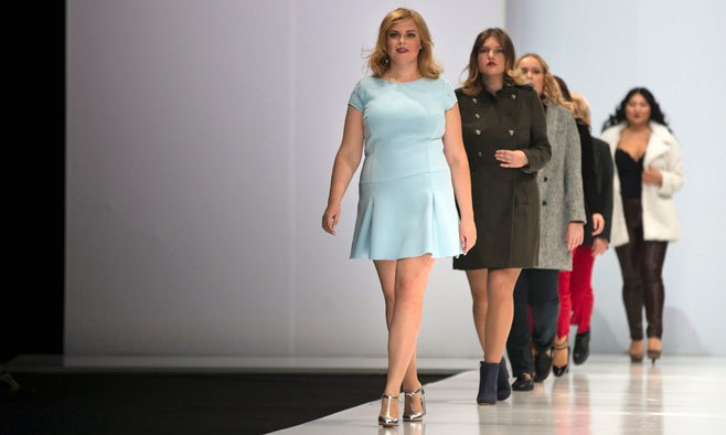 Russian Fashion Week Celebrates Plus-Size Women