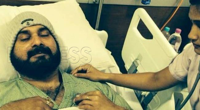 Former Cricketer Navjot Singh Sidhu admitted to Indraprastha Apollo Hospitals for DVT treatment