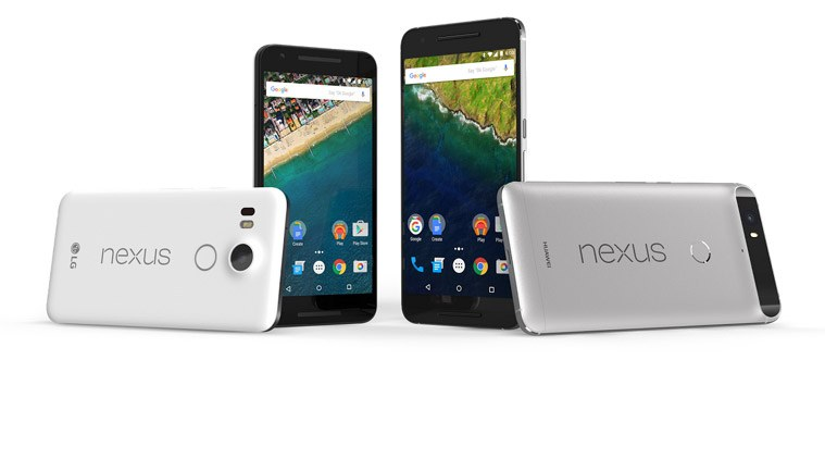 Google Nexus 5X and 6P phones arrive in India before latest Apple iPhone