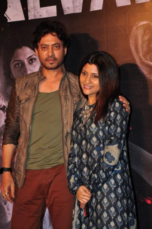 Konkona Sen Sharma: Irrfan can have good chemistry with anyone