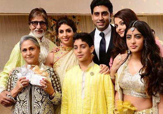 Megastar Amitabh Bachchan turns 73 have a quiet birthday with family