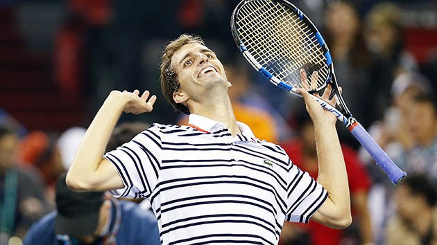 New Prince Spain Albert Ramos Reigns in Spain after Federer Shock