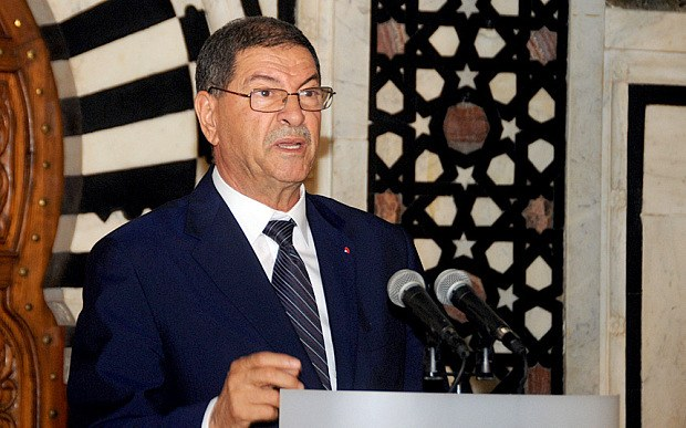 Tunisia PM Habib Essid says jobs needed to counter terror