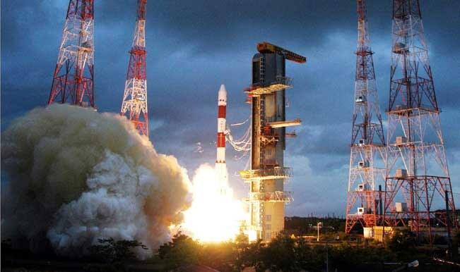 Communication Satellite GSAT-15 launched by European Ariane 5