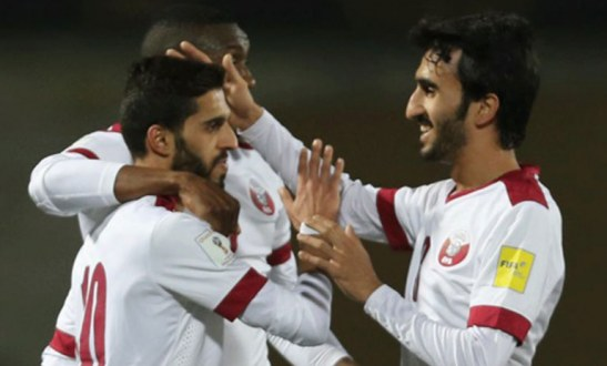 Qatar first to qualify for Asian Cup 2015: UAE win