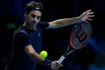 Roger Federer beats in three sets Tennis Player Defeat Kei Nishikori at ATP World Tour Finals 2015
