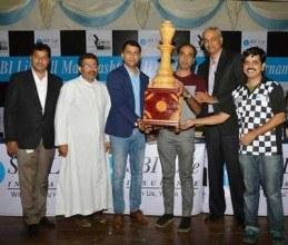 Top Seeded International Master Vikramaditya Kulkarni Emerges Champion