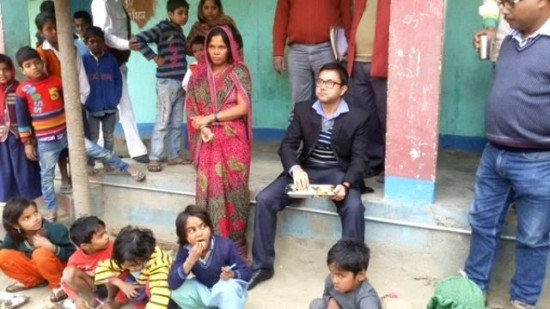 Bihar DM breaks Age-Old Superstition By Eating Meal Cooked By Widow