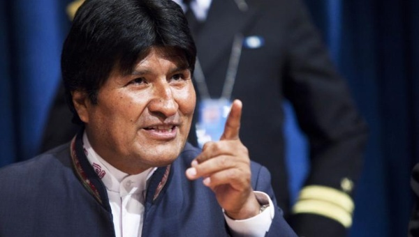 Bolivian-President-Evo-Morales-starts-Yes-Campaign