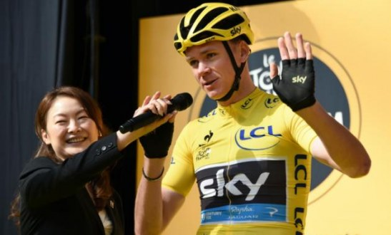 Chris Froome back Aru soars and Sagan finally delivers