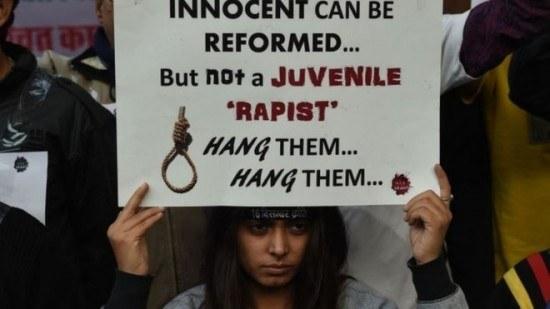 India toughens law for juvenile crimes