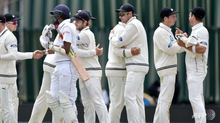 Kiwis enjoy 122-run win as Sri Lanka fold