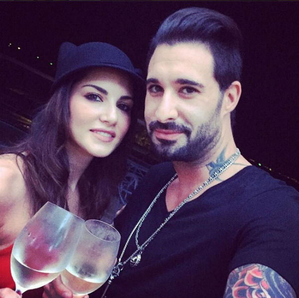 Know-how-Daniel-fell-for-Sunny-Leone