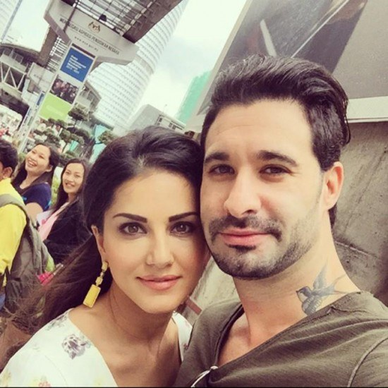Know how Daniel fell for Sunny Leone