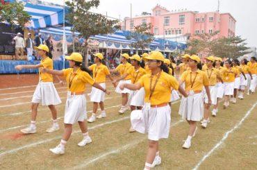 Odisha Sports Minister inaugurates sports event of SAI International SAI Olympics