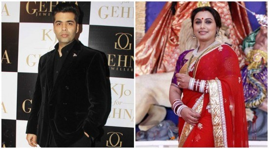 Rani Mukerji and Aditya Chopra welcome baby girl Adira Karan Johar happy to be Uncle