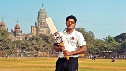 Sarfaraz Khan Armaan Jaffer Excited To Learn The Tricks Of The Trade From Rahul Dravid
