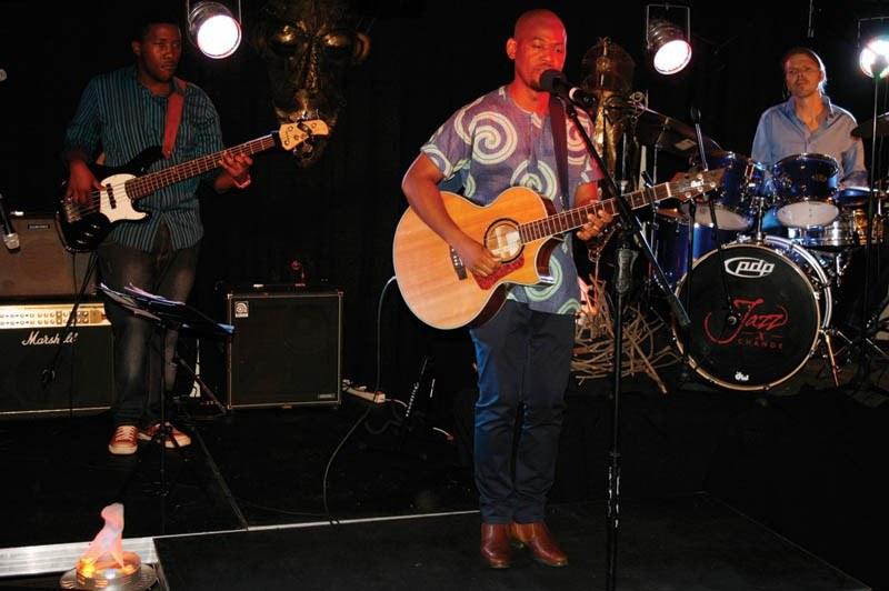 Sereetsi and the Natives to play at major international festival