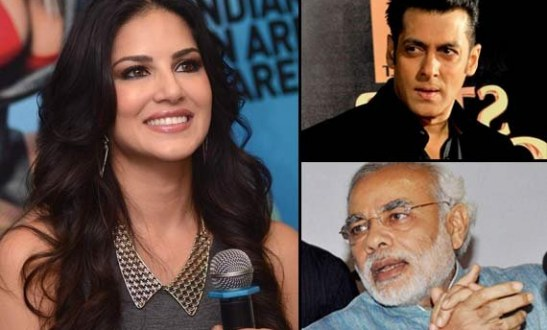 Sunny Leone Beats Salman Khan Narendra Modi to be Most Googled Indian of 2015