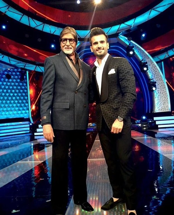 Television Actor Karan Tacker Blessed To Have Worked With Amitabh Bachchan
