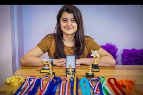11-year-old Indian-origin girl Kashmea Wahi tops Mensa test in UK