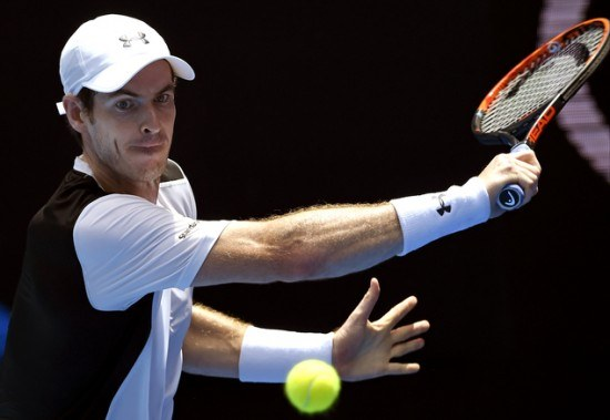 Andy Murray sails easy into second round of Australian Open