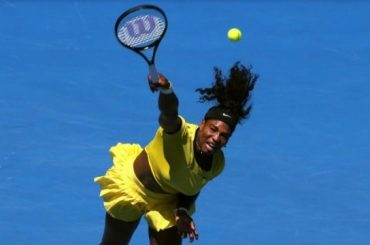 Defending Champion Serena Williams Slams Hsieh To March Into Third Round