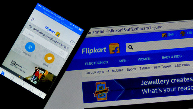 ECommerce-Marketplace-Flipkart-Launched-New-App-For-Window-10-Platform