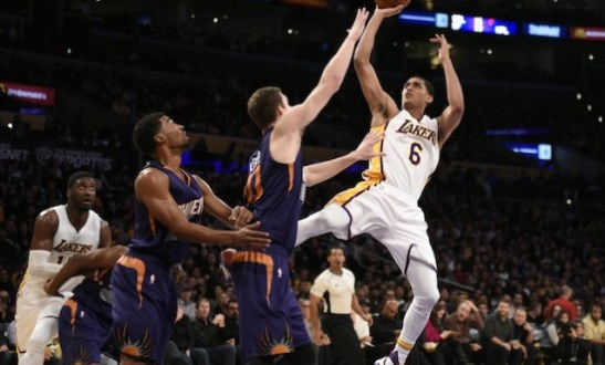 Game Recap: Lakers Win Their Third Straight With Blowout Over Phoenix Suns