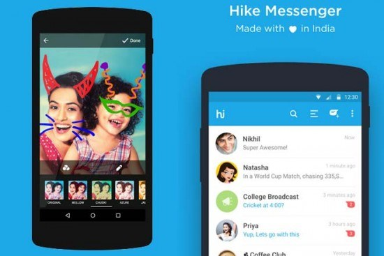 Hike Messenger Raises Funding From Founders Of Quora WordPress And Others