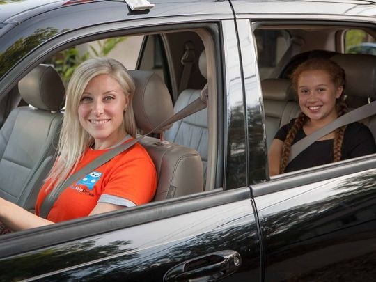 HopSkipDrive Smartphone App That Lets Parents Book Drivers For Their Child Run Gets 10M Dollar