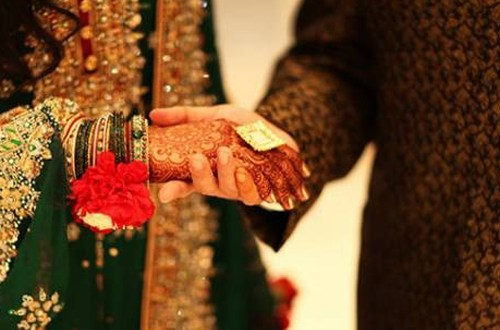 Indian-Girl-Married-With-Pakistan-Boy-After-Meeting-On-Facebook