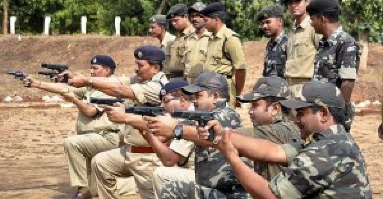 Jharkhand Government to Create More Posts in Ranks of Police