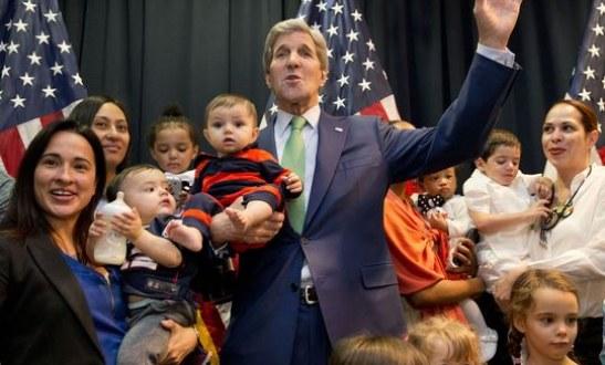 John Kerry Says US Saudi Arabia Friendship Stronger Than Ever