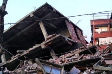 Manipur India: At Least 5 Killed After 6.7 Magnitude Earthquake Hits The Northeast