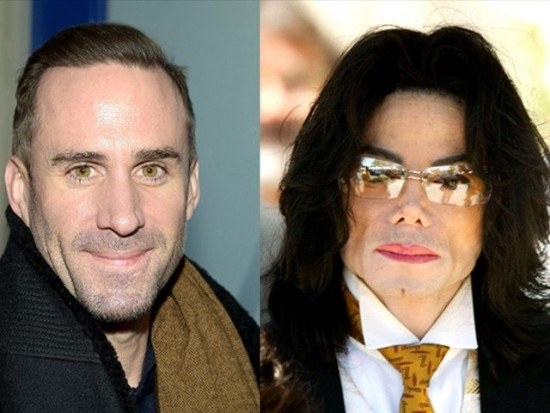 Michael Jackson Being Played By White Guy Joseph Fiennes