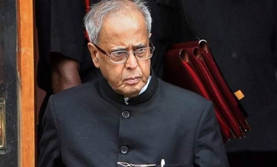 President Pranab Mukherjee Approves Central Rule In Arunachal Pradesh In Major Blow Congress