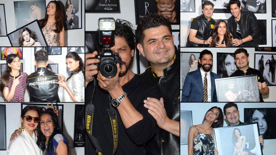 SRK-Shraddha-Kapoor-Sunny-Leone-Kriti-Sanon-At-Dabboo-Ratnani-Calendar-Launch
