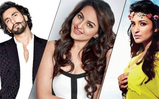 Sonam Kareena Sonakshi Sinha Saif Ali Khan Fun at Mega  Bollywood Show Saifai Mahotsav