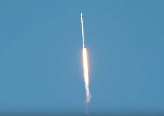 SpaceX Falcon 9 Rocket Deploys Jason-3 Satellite Into Orbit