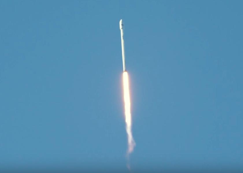 SpaceX-Falcon-9-Rocket-Deploys-Jason-3-Satellite-Into-Orbit