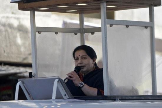 Tamil Nadu CM Jayalalithaa Launches Maternity Scheme Amma Sanjeevi