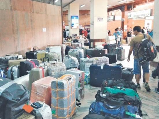 Baggage-Claim-Still-A-NightMare-At-Tribhuvan-International-Airport