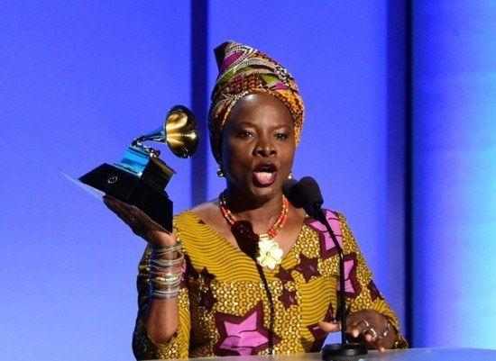 Beninese Singer Angelique Kidjo Wins Third Career Grammy Award For Best World Music Album
