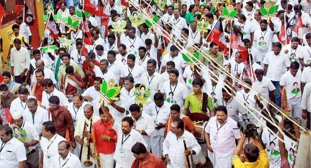 Final Countdown For Amma Begins Dravida Munnetra Kazhagam Kickstarts Election