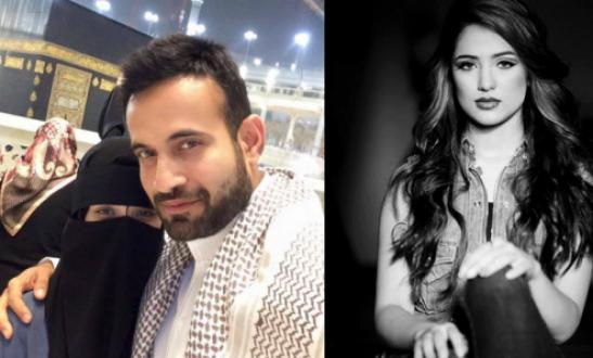 Indian Cricketer Irfan Pathan Married Saudi Arabian Model Safa Baig In Mecca